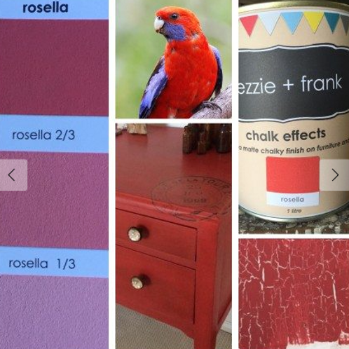 Rosella Chalk Effects Paint 1L