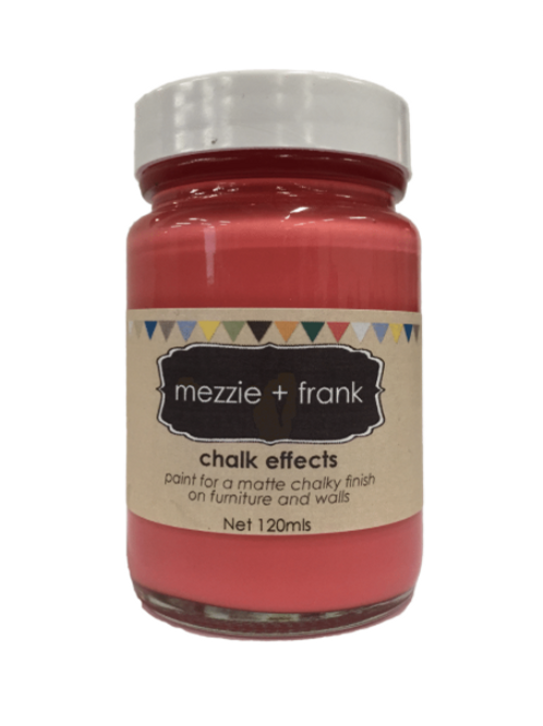 Coral Trout Chalk Effects Sample Jar 120 mis