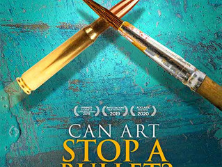 Can Art Stop a Bullet? Screening Dates