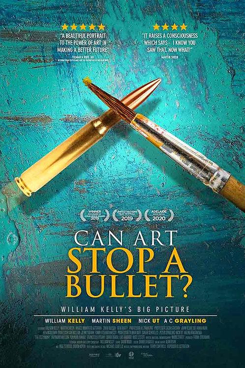 Can Art Stop a Bullet?  DVD