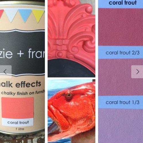 Coral Trout Chalk Effects 1L
