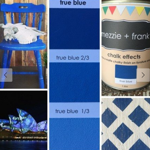 True Blue Chalk Effects 1L