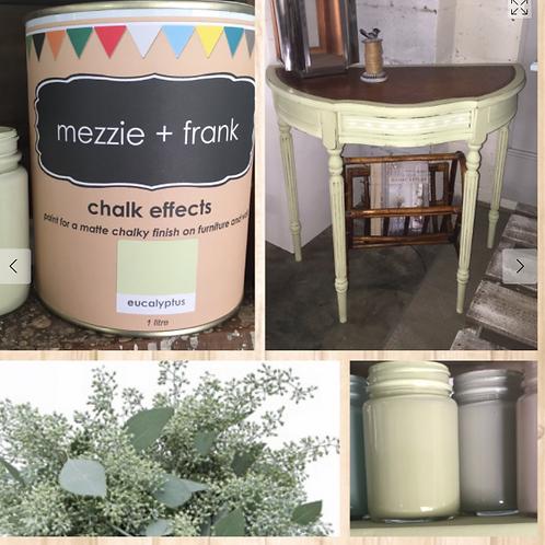 Eucalyptus Chalk Effects Paint 1L