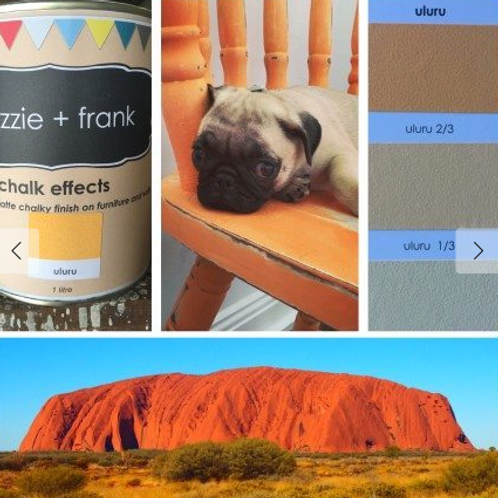 Uluru Chalk Effects Paint 1L