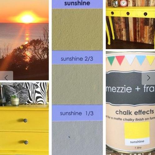 Sunshine Chalk Effects 1L
