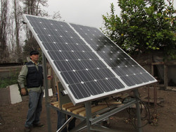 Energía Solar <br>Fotovoltáica
