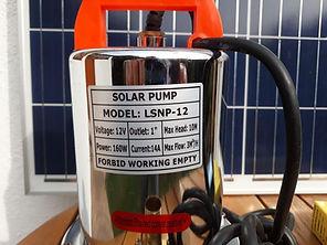 Bomba solar, 12V, energía solar, bomba sumergible, solares chile, energía solar, kit, oferta