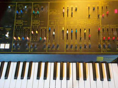 Temel Analog Synthesizer Programlama
