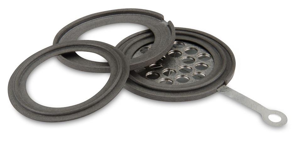 Removable Steam-Flon Rupture Disc Seal