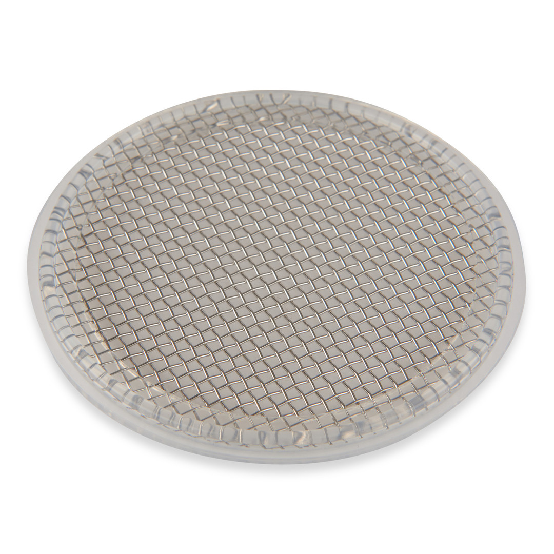 """2"""" Platinum Silicone 40 mesh"""