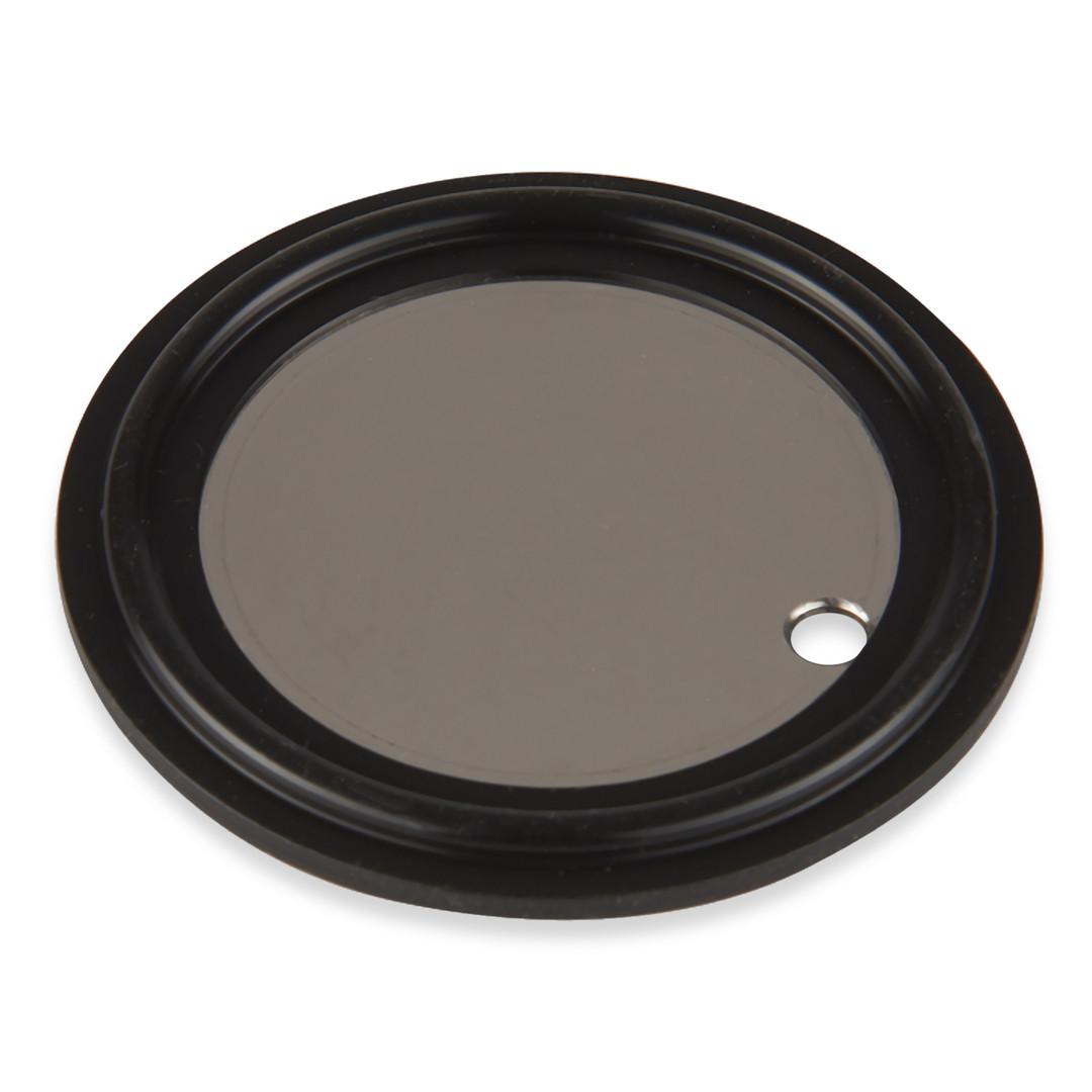 """1.5"""" FKM Orifice Plate with 5 mm eccentric hole"""