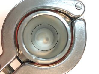 Elasto-Clamp 4Nm, no gasket intrusion.