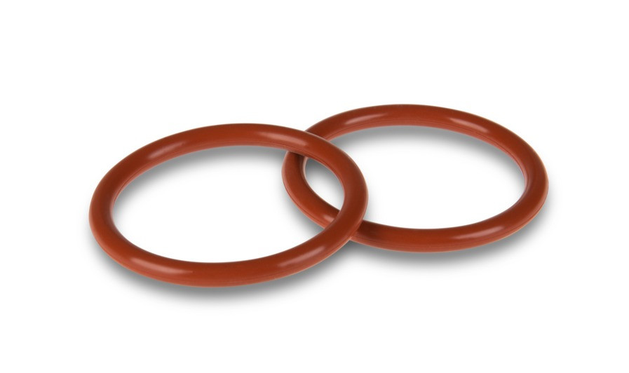 DIN11864 Red Peroxide Silicone O-ring
