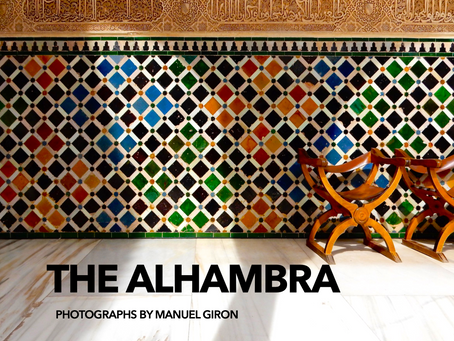 The Alhambra . New Photo Book