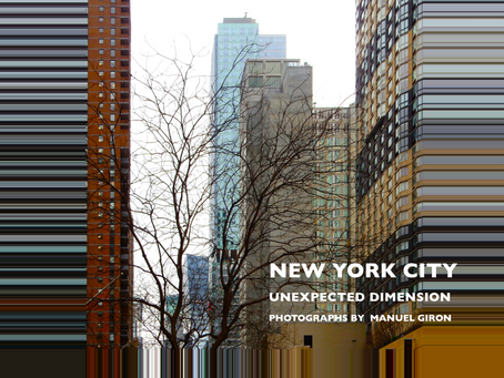 New York City . Unexpected Dimension