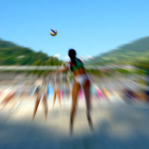 Beach Vollyball