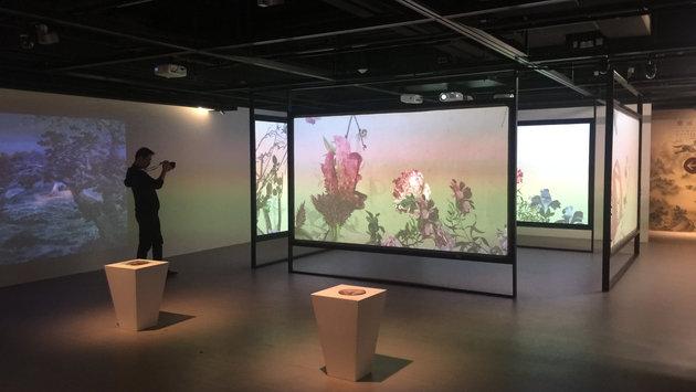 Lang Shining New Media Art Exhibition藝域漫遊 - 郎世寧新媒體藝術香港展