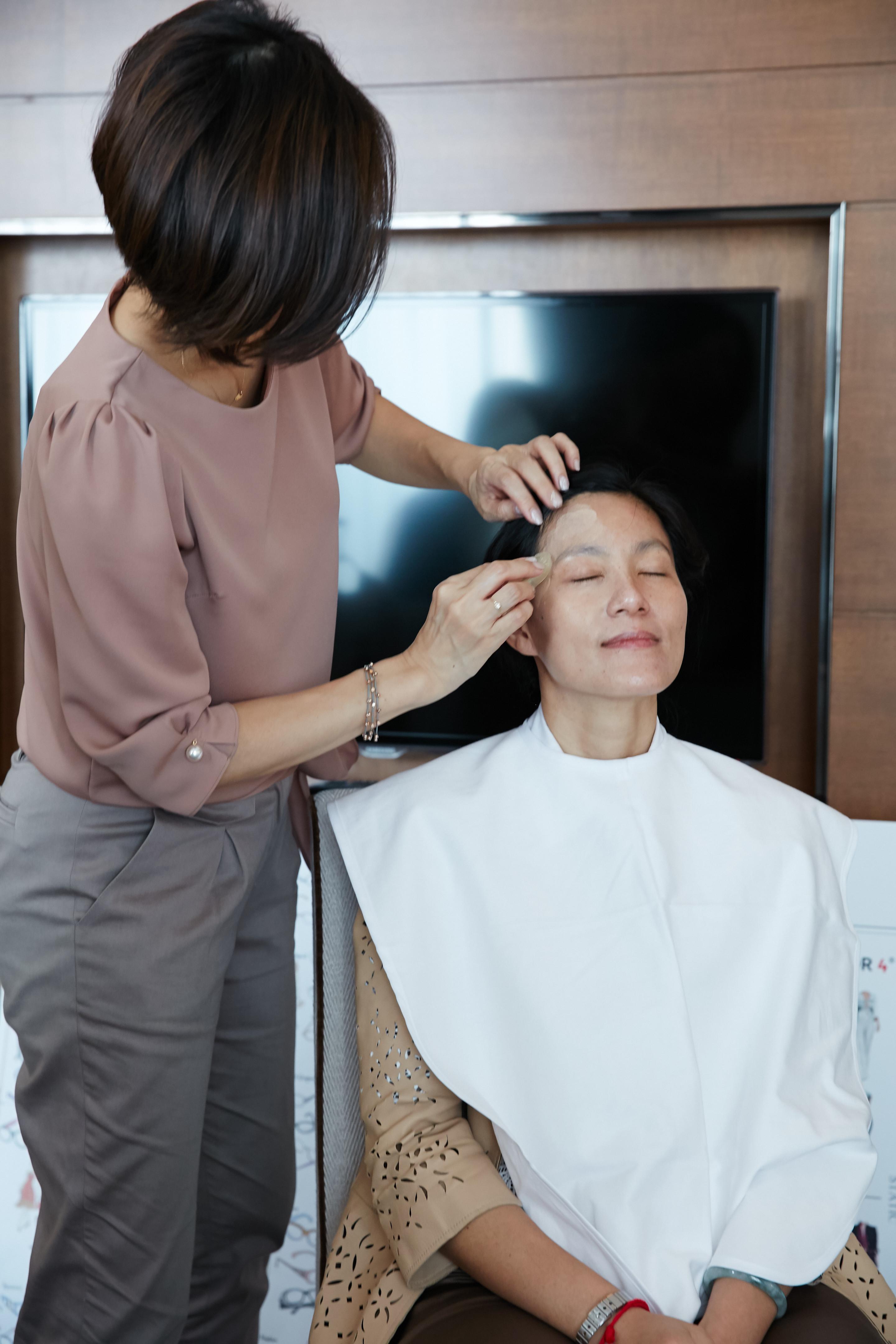 Makeup Consultations 適合彩妝諮詢