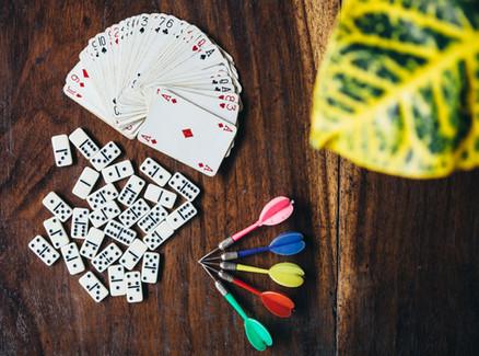 Games, Bilard and Ping Ping