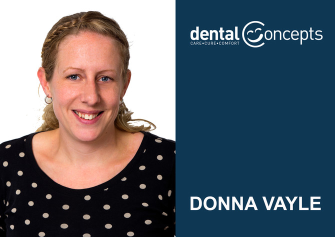 My 1st Year at Dental Concepts! - Donna Vayle