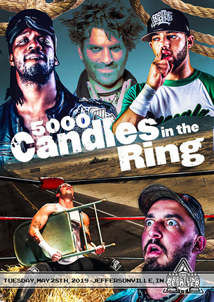 5000 Candles in the Ring - 5/28/19 - Jeffersonville, IN