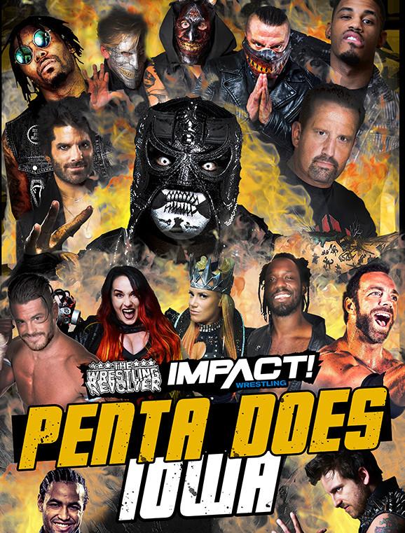 Penta Does IOWA - 5/5/18 - Des Moines, IA