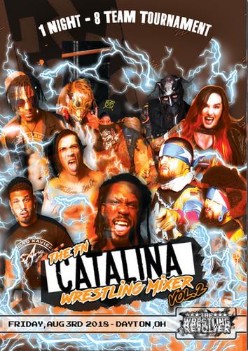 Catalina Wrestling Mixer 2 - 8/3/18 - Dayton, OH