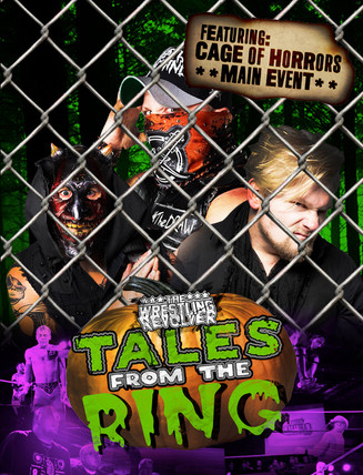 Tales From The Ring 2 - 10/20/18 - Des Moines, IA