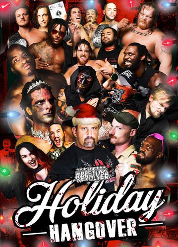 Holiday Hangover - 12/28/18 - Des Moines, IA