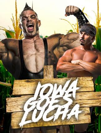 Iowa Goes Lucha - 10/28/16 - Clive, IA