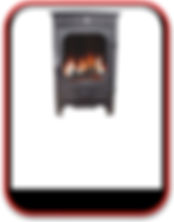 10kW Stove with Back Boiler, 6 - 9 radiators, call (0034) 677 787 384 for more information