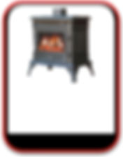 18kW Stove with Back Boiler, 8 -10 radiators, call (0034) 677 787 384 for more information