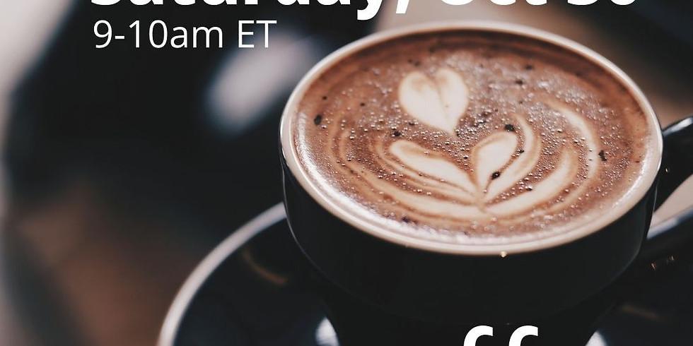 Social: Coffee Hour Oct 30
