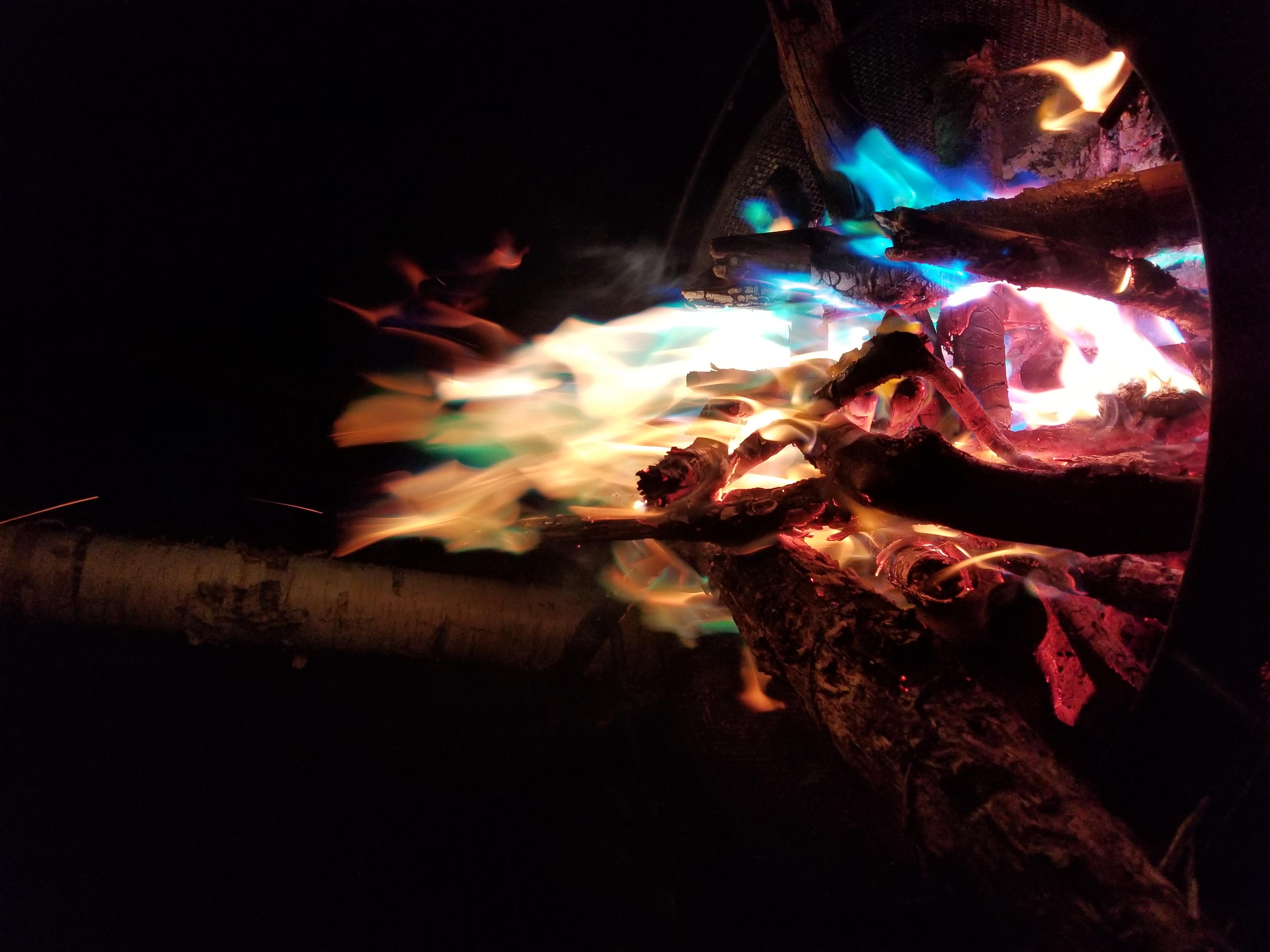 ooh ahh Fire