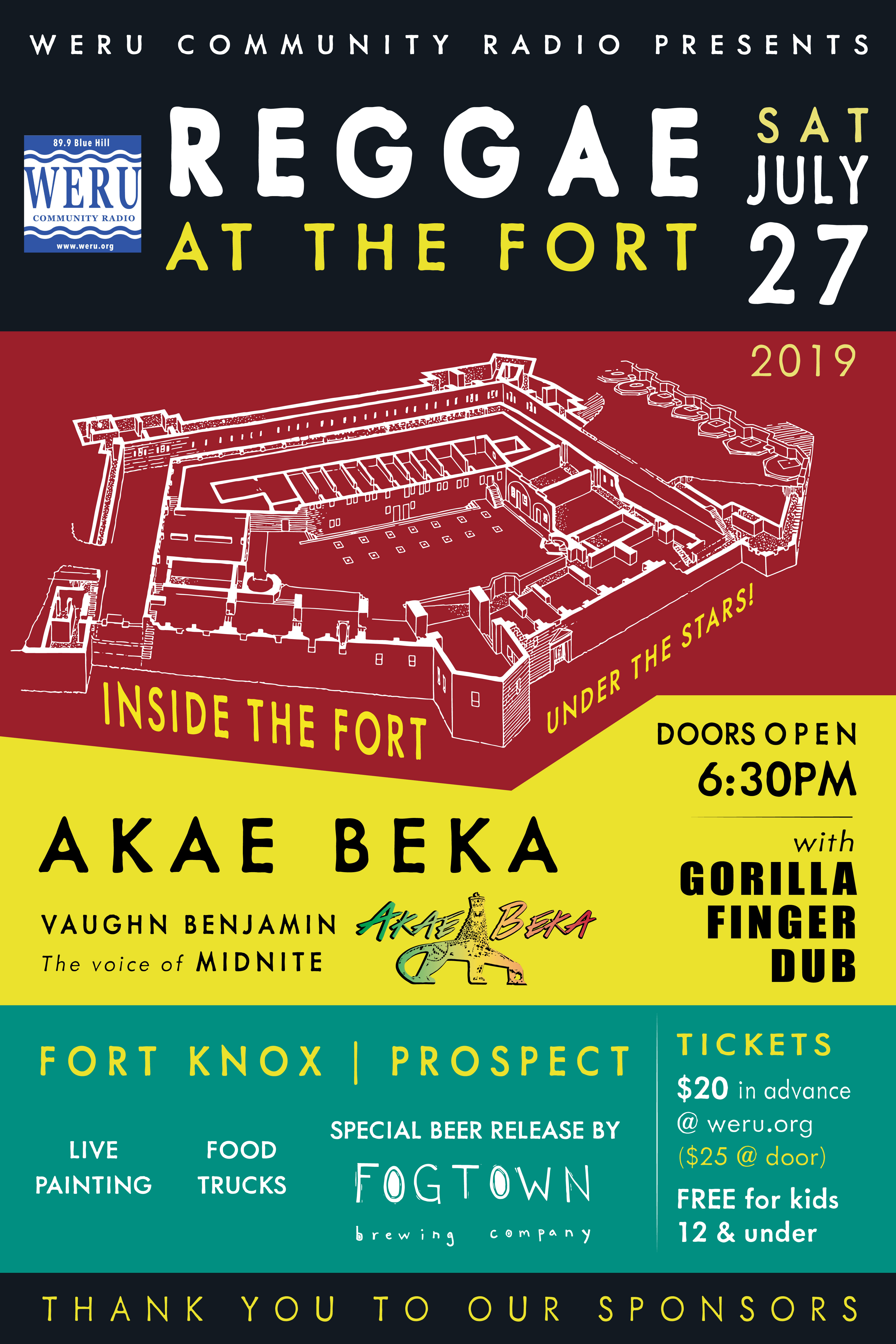 Reggae at the Fort July 2019_WEB version