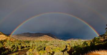 Barbara Carlson, River Rainbows