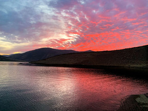 Bixler Lee, Pink Skies
