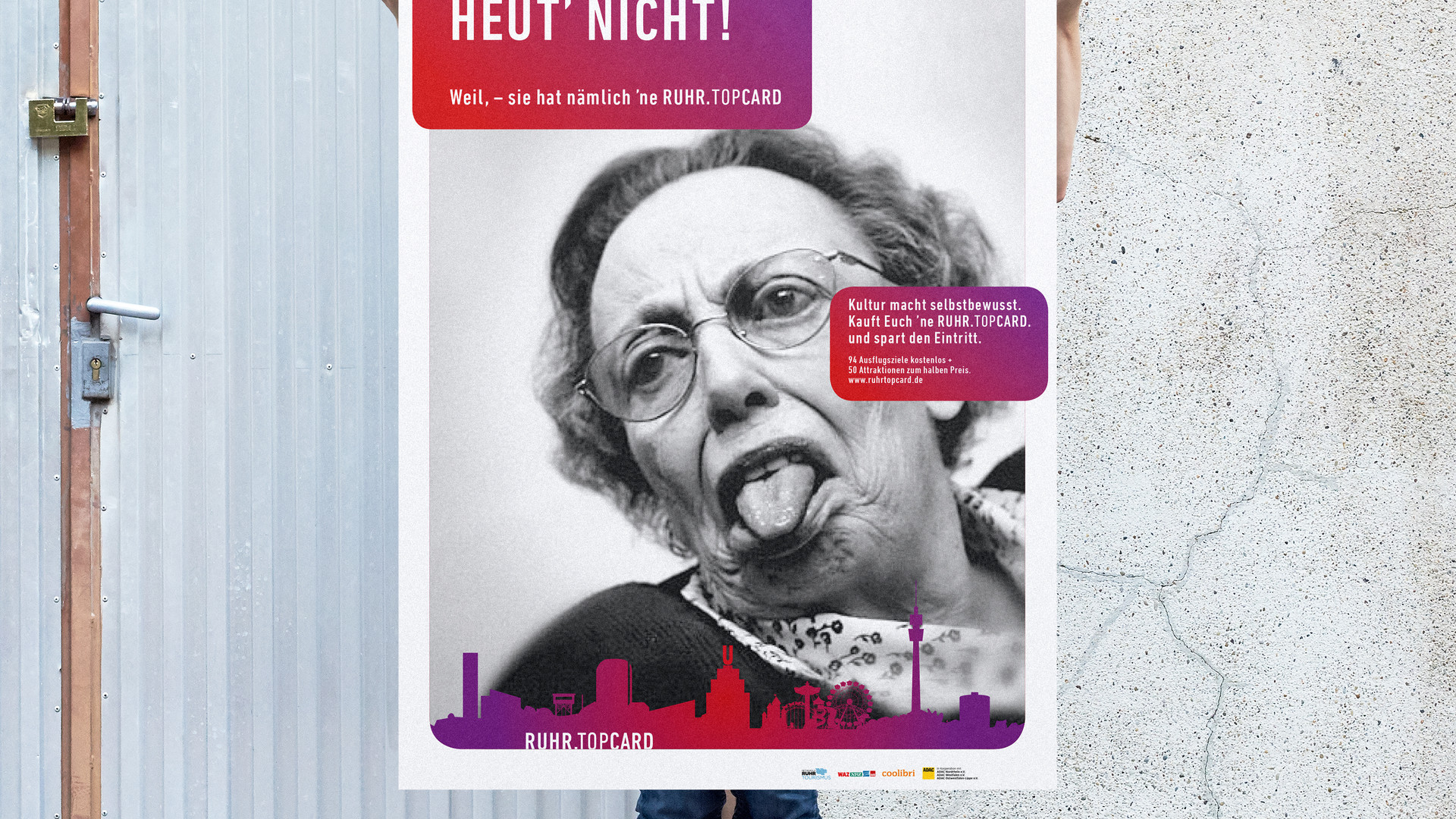 Kampagne Poster
