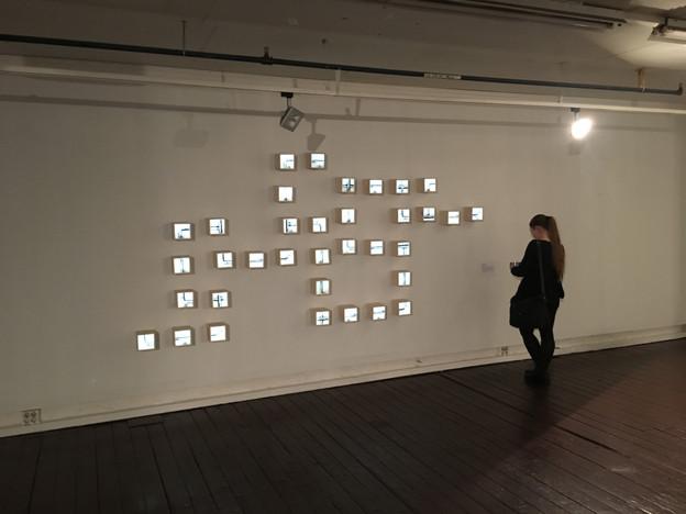 Gabriela's Light Installation