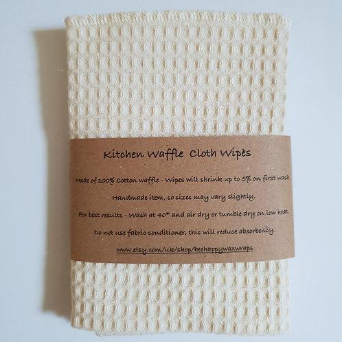 Waffle Wipes
