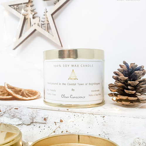 Christmas Candle - 100% Soy Wax - We Three Kings - 250ml