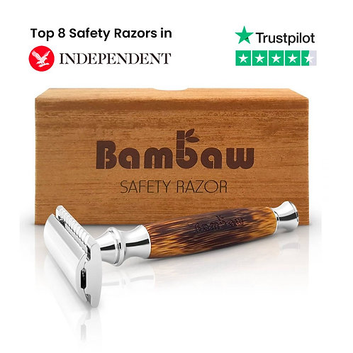 Bambaw Unisex Safety Razor