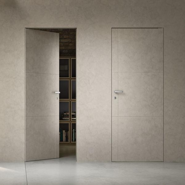 Porta-Fila-FL53-battente-filo-parete-Pai