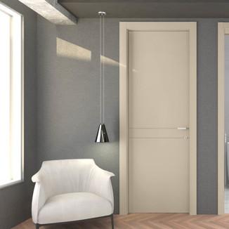 Porta-Fila-FL50-battente-Laccato-Sablè