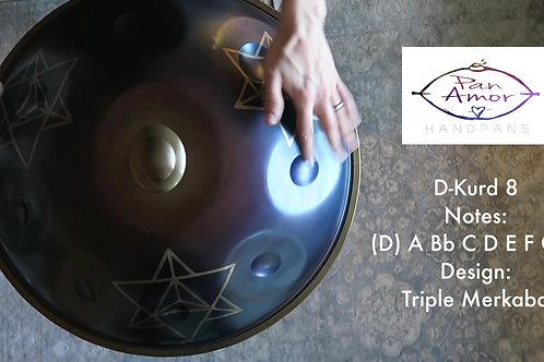 D-Kurd 8, Triple Merkaba Design