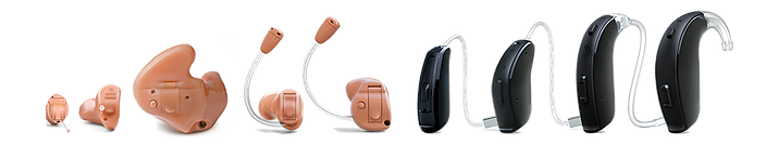 Hearing aids style Austin, Hearing aids style Burnet
