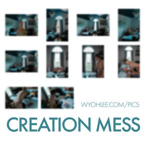 Creation Mess {Portrait Series}