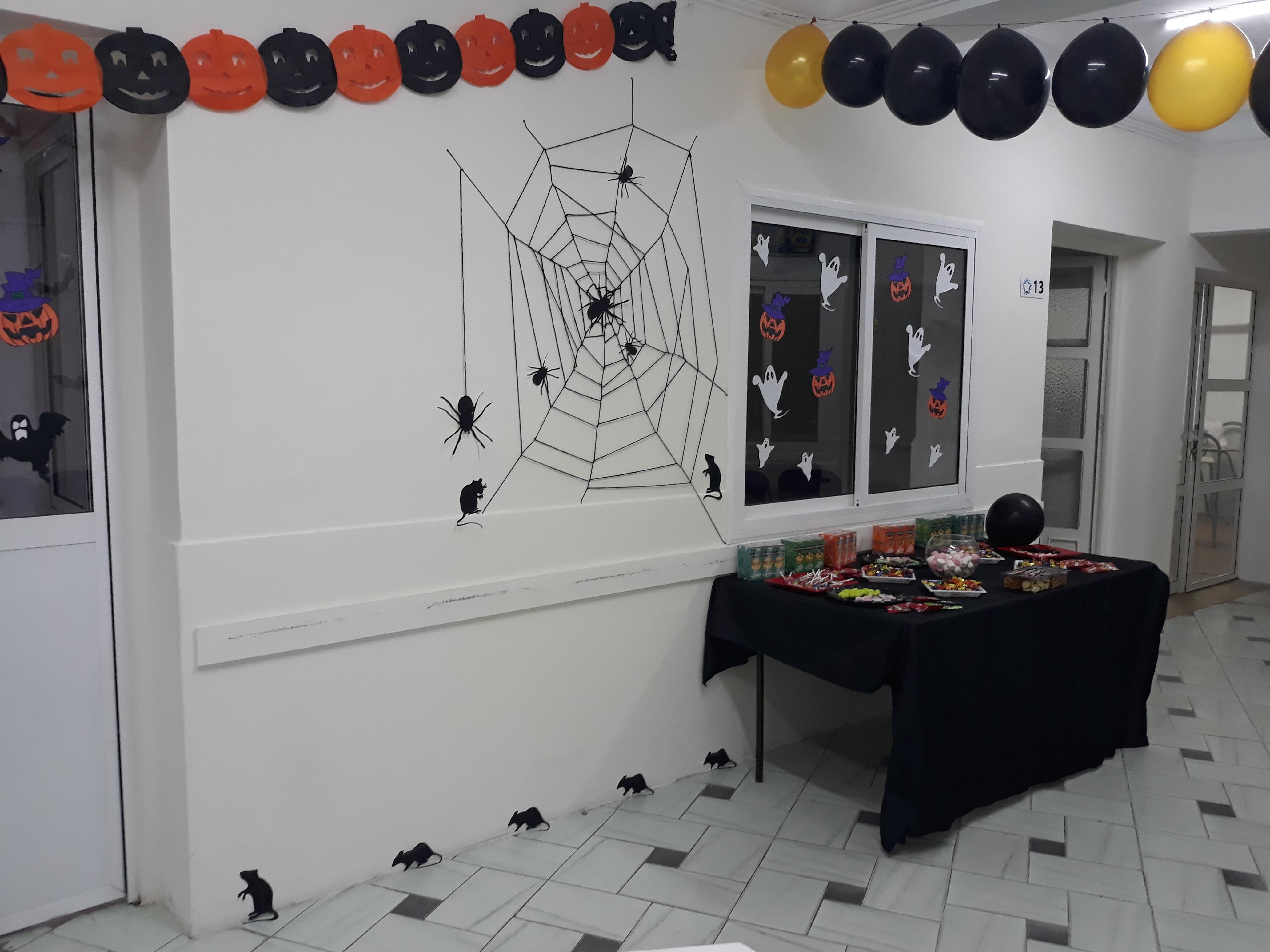 Halloween decoration!