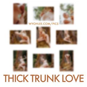 Thick Trunk Love {Portrait Series}