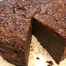 Chocolate Hazelnut and Amaretto Cake